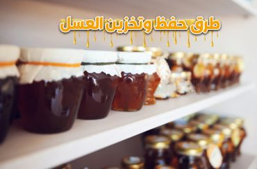 أهم الطرق والأدوات التي تساعد على حفظ العسل بطريقة صحيحة | طريقة تخزين العسل